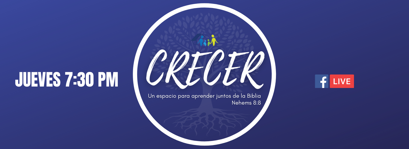 CRECER - Aprendiendo Juntos de la Palabra de Dios